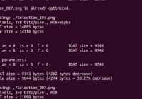 Debian VPS使用optipng和jpegoptim自动压缩网站图片
