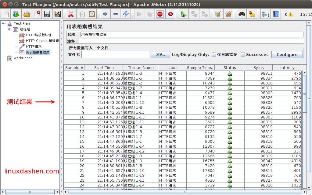 jmeter进行性能测试并进行分析- 小祁1124的个人空间- OSCHINA
