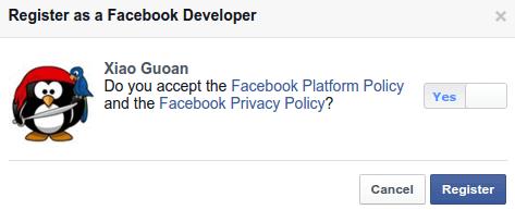 WordPress文章自动发布到Facebook页面