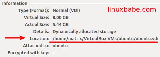 备份virtualbox虚拟硬盘