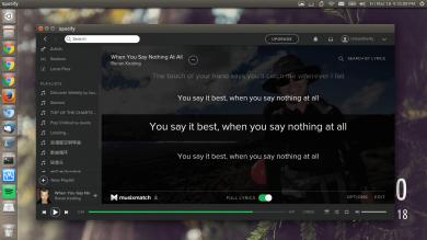 Spotify Linux客户端