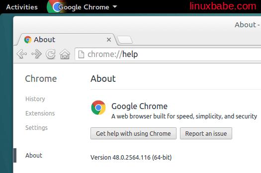 Debian8安装谷歌浏览器