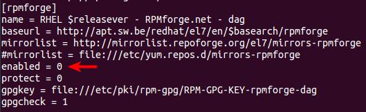 禁用RepoForge