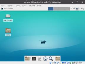 UEFI固件安装Arch Linux