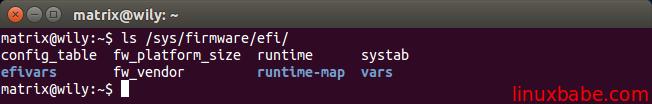 UEFI模式启动