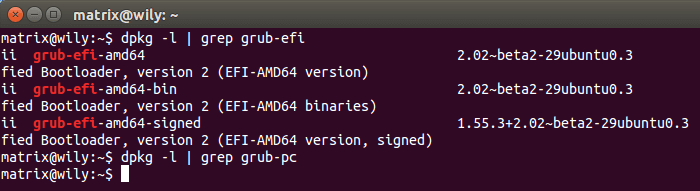 UEFI模式下安装Linux
