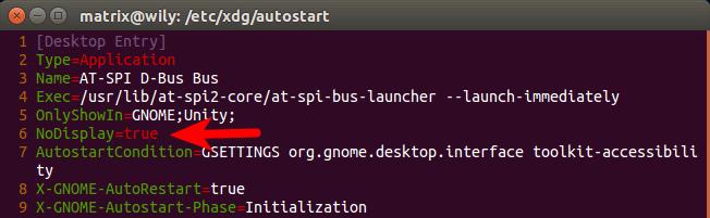 ubuntu开机自启动程序