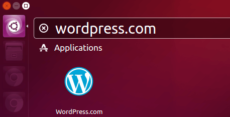 Linux系统安装WordPress.com Desktop App
