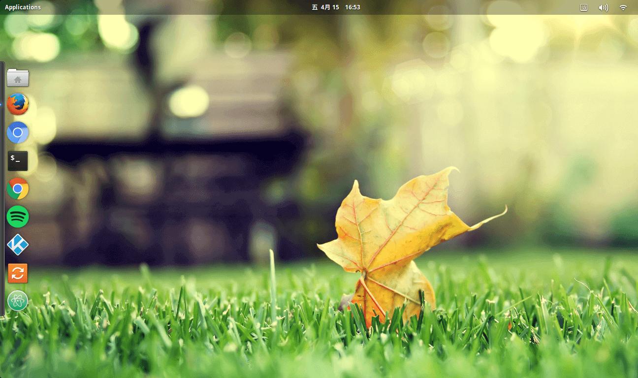Elementary OS安装fcitx五笔拼音输入法