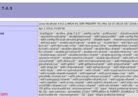 Arch Linux服务器安装LNMP (Nginx, MariaDB, PHP7)