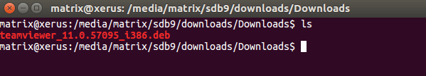 Ubuntu 16.04 LTS安装 TeamViewer 远程协助软件