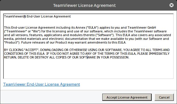 Debian 8安装TeamViewer