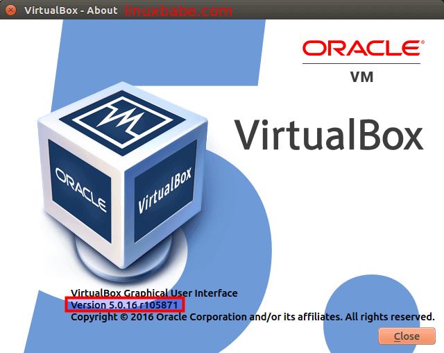 Debian和Ubuntu使用Oracle官方软件源安装Virtualbox