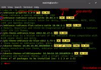 Arch Linux使用Yaourt包管理器轻松安装AUR软件包