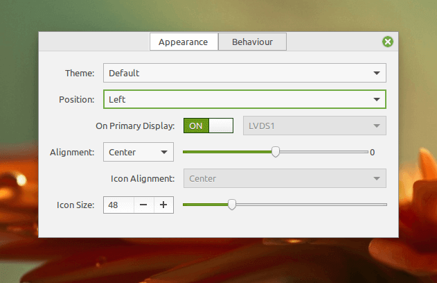 Ubuntu,Linux Mint, Fedora, Arch Linux安装Plank Dock程序