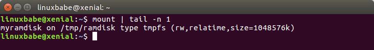 linux-ramdisk