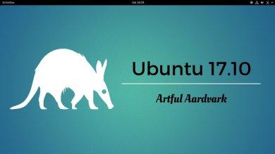 ubuntu 17.10